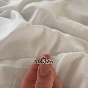 PANDORA My Little Princess ring in silver